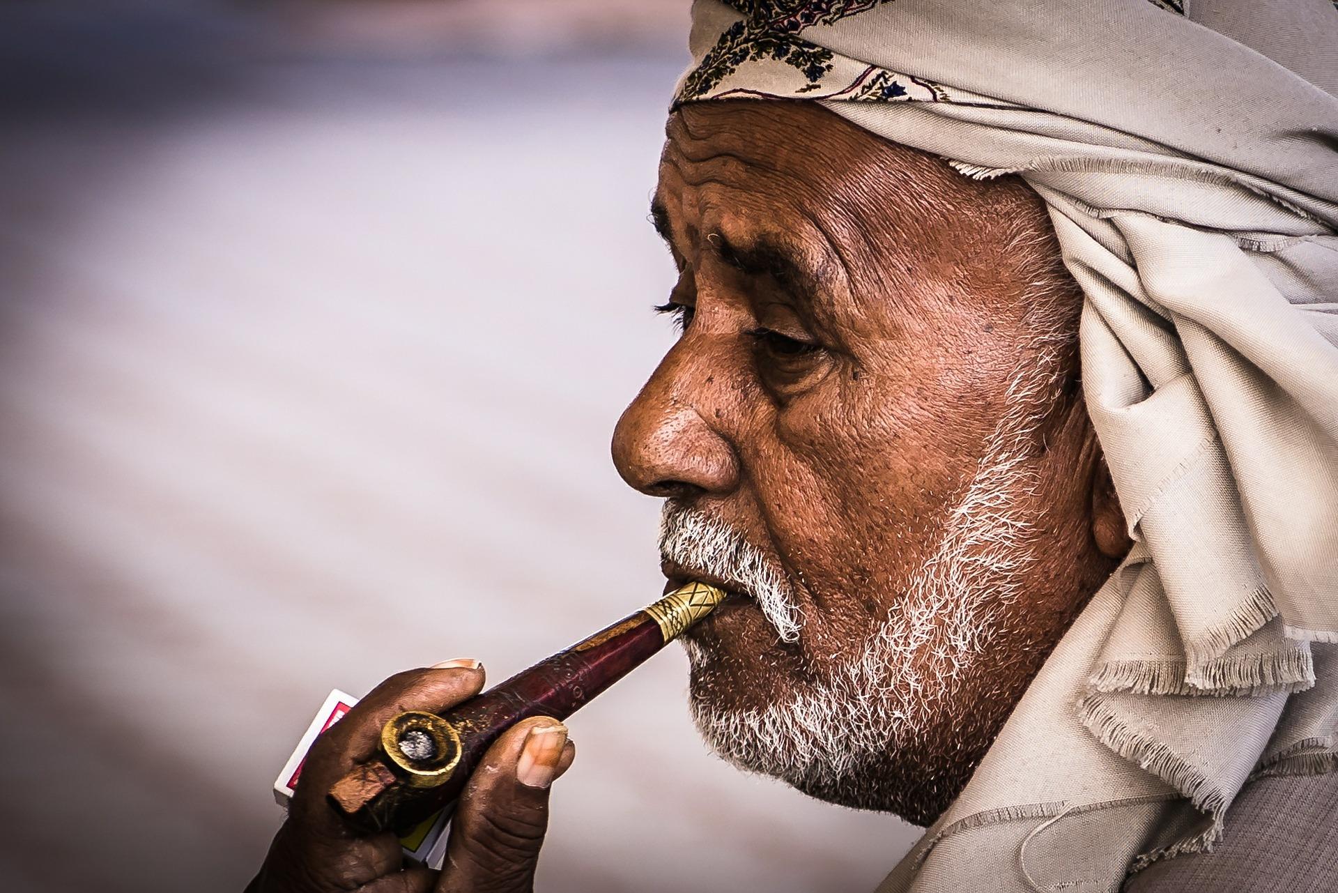 Rökning — ogillat eller förbjudet?