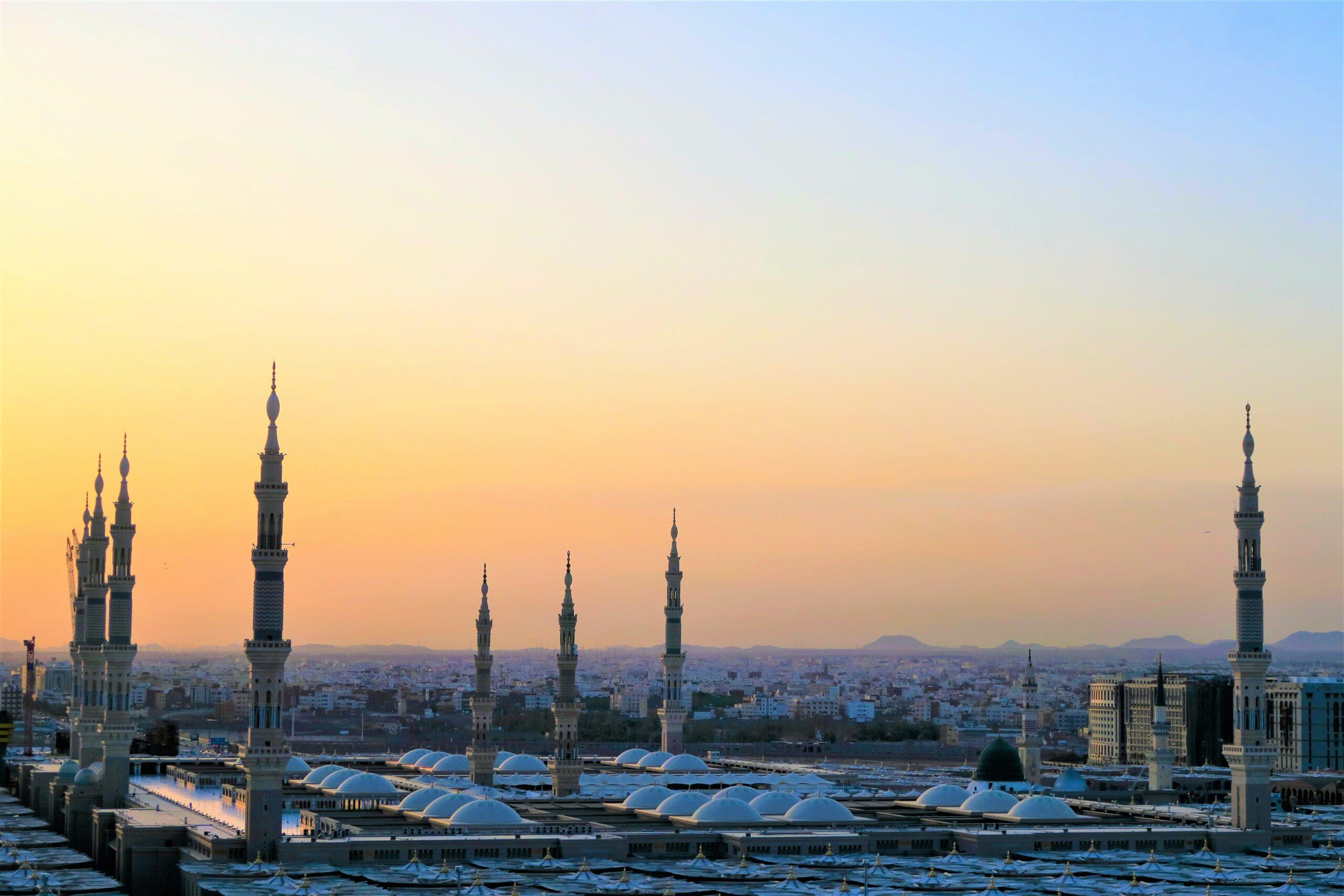 Emigrationen till Medina