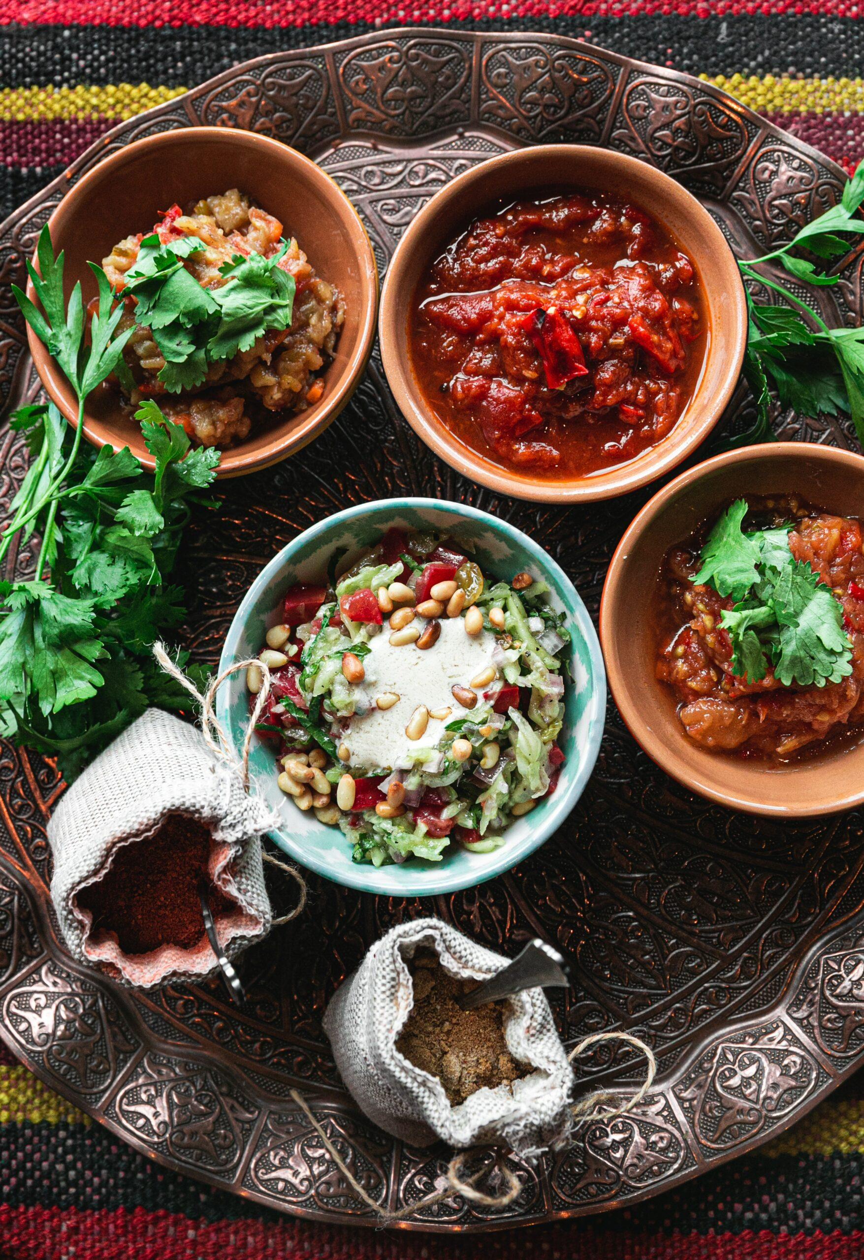 Muslimsk matkultur från Öst tillVäst